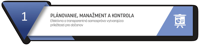 Plánovanie, manažment a kontrola