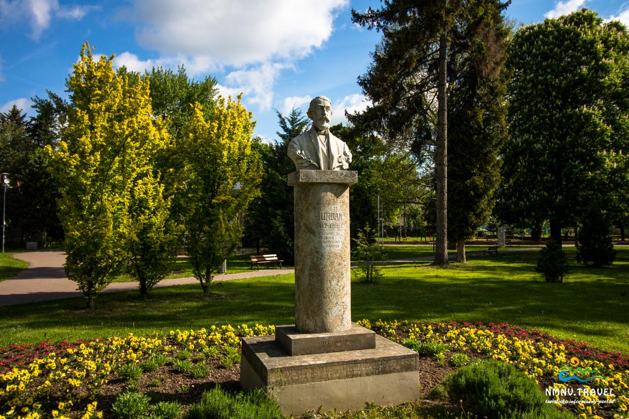Park Nové Mesto nad Váhom