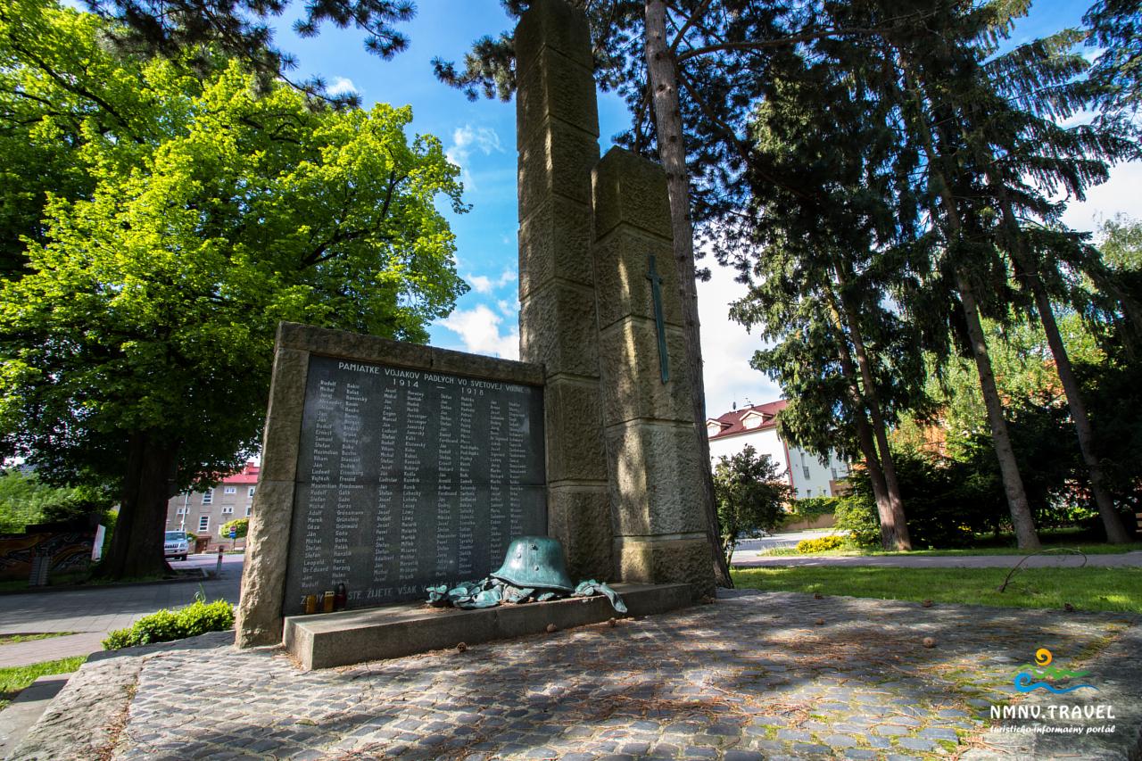 Pamätník Nové Mesto nad Váhom