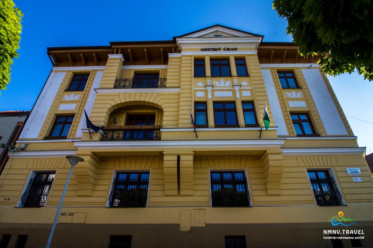 Mestský úrad Nové Mesto nad Váhom