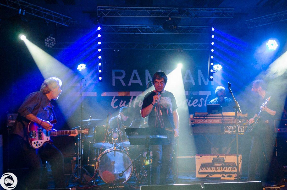 Klub za Rampami
