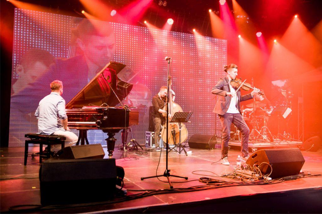 open jazz fest