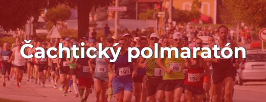 Čachtický polmaratón