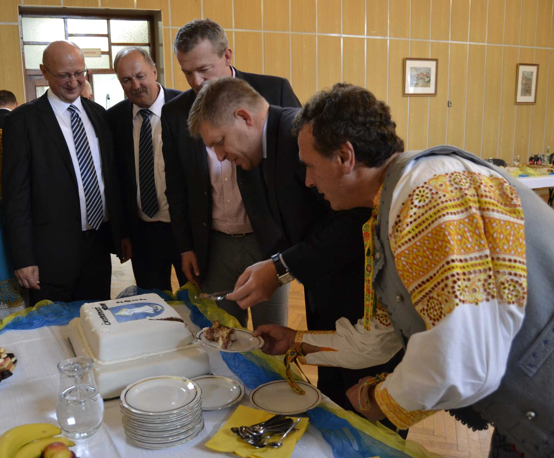 Duško s partiou